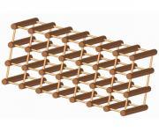 wood plans wine rack