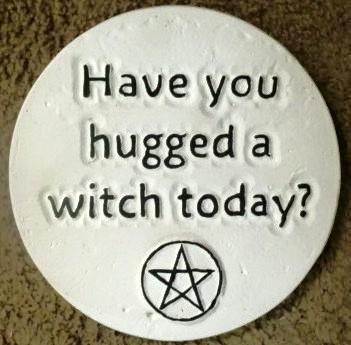 Hug a witch